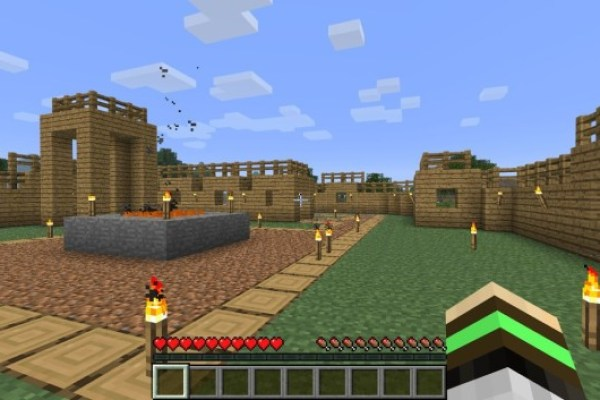 Minecraft Demo Windows 10