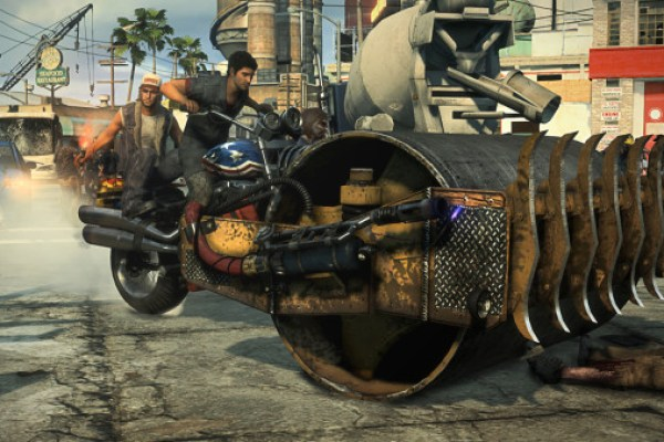 Review Dead Rising 3 Xbox One