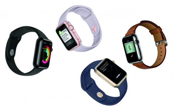 Apple anuncia novidades no Apple Watch