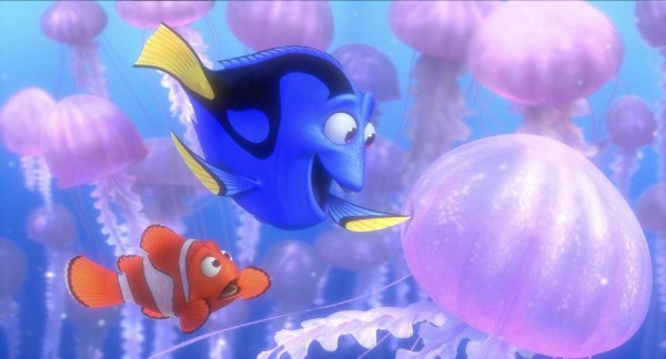 Procurando Nemo Disney Review