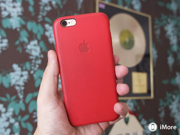 Case Red da Apple iPhone 5s