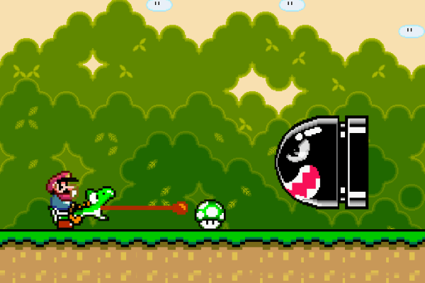 Super Mario World 1991 Review
