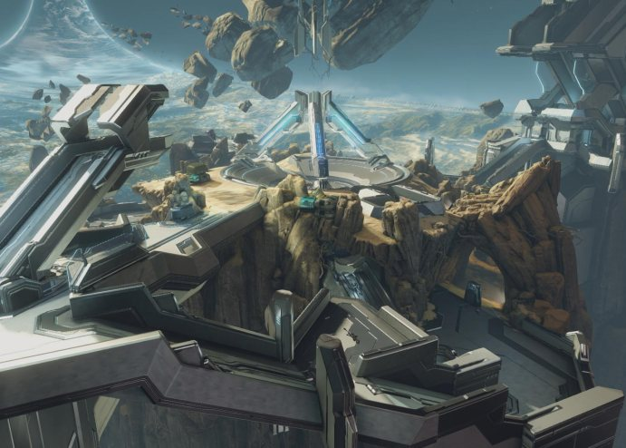 Análise de Halo: The Master Chief Xbox One