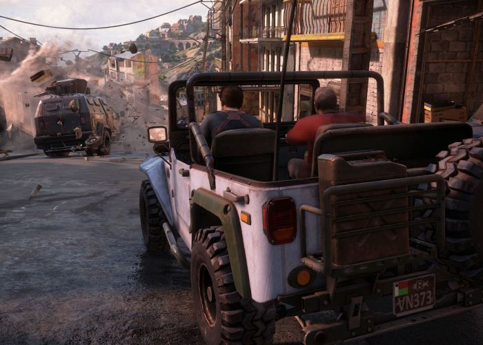 Review Uncharted 4 Naughty Dog