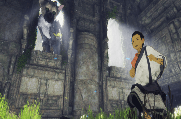 The Last Guardian 2016 Análise no PlayStation 4
