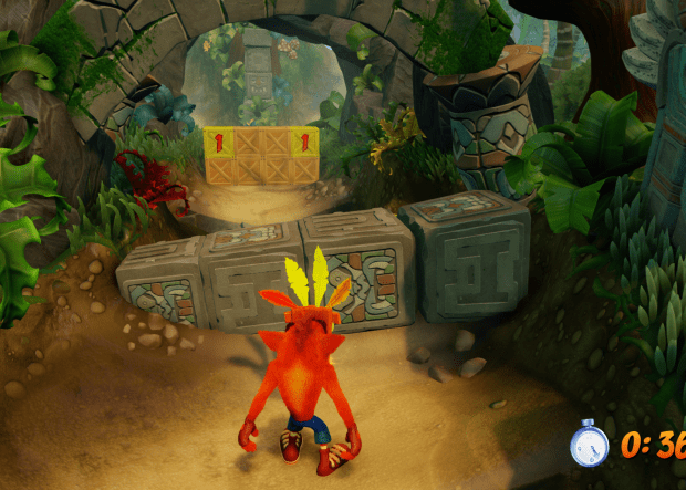 Activision Crash Bandicoot PS4 Review