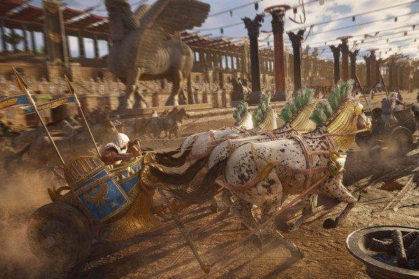 Review Assassin's Creed Origins Análise Xbox One X