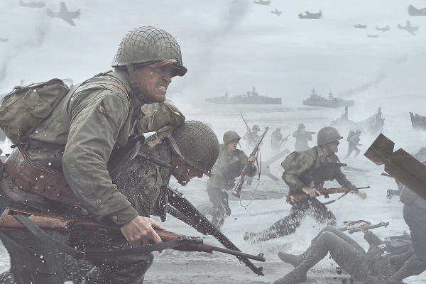 Review PlayStation 4 Call of Duty WWII Análise em Português