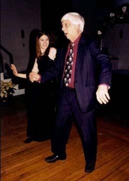 Vicky Dad Dance