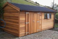 Timber Workshops | Wooden Workshops - Tunstall Garden ...