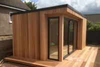 Garden Offices - Tunstall Garden Buildings