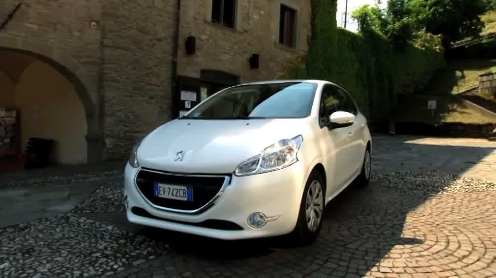 Peugeot 208 GPL alternativa eco  Tgcom24