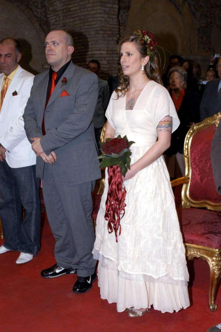Max Pezzali nel giorno del matrimonio  Tgcom24  Foto 1