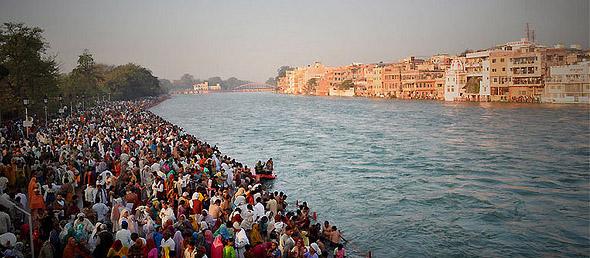 India kumbh mela 2