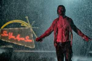 Chris Hemsworth stars in Twentieth Century Fox's BAD TIMES AT THE EL ROYAL. Photo Credit: Kimberley French.