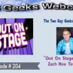 TG Geeks Webcast Episode 204