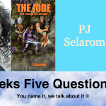 5 Questions With | PJ Selarom
