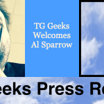 TG Geeks Welcomes Al Sparrow to our Contributing Staff