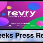 TG Geeks Partners with Revry to Provide a One Month Free Subscription