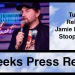 Tubi TV Releases Jamie Kennedy's New One-Hour Comedy Special
