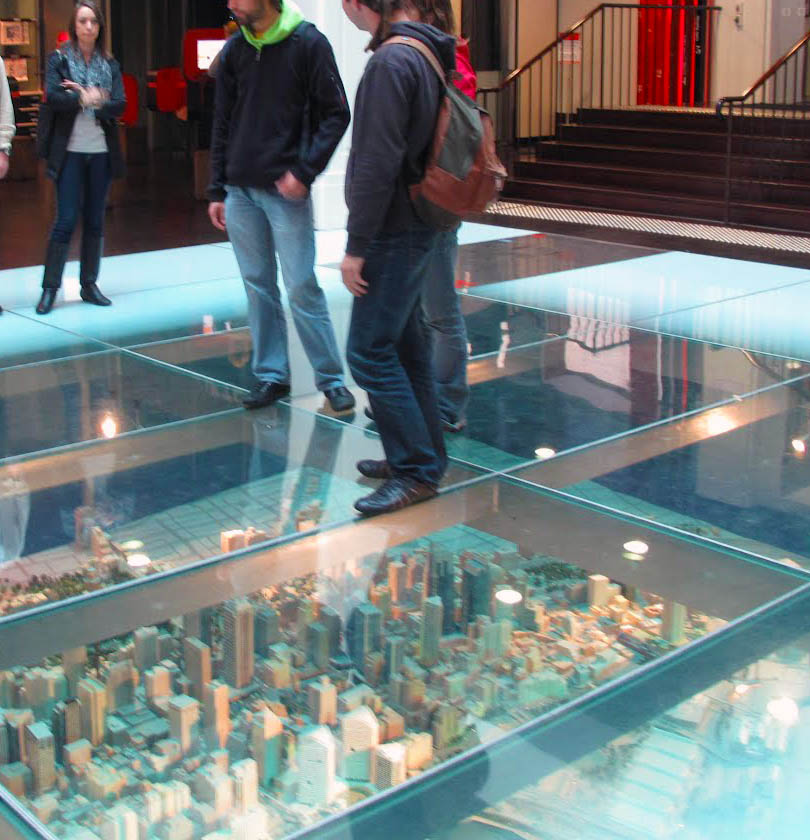 Structural Glass Flooring Systems  Laminated Glass Floor