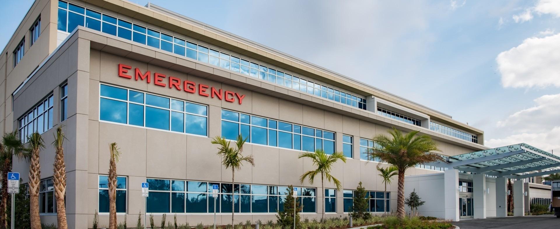 TGH Emergency Center at the TGH Brandon Healthplex  Tampa