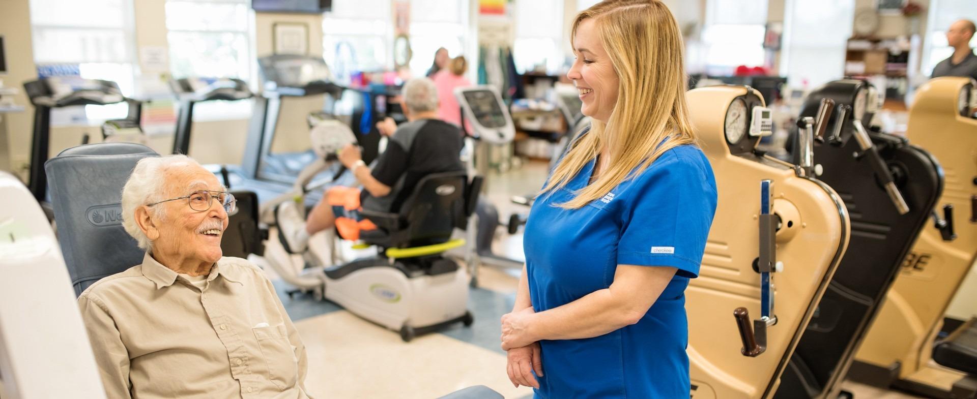 Pulmonary Rehabilitation  Tampa General Hospital