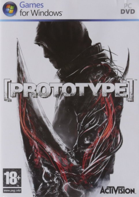 PROTOTYPE game review