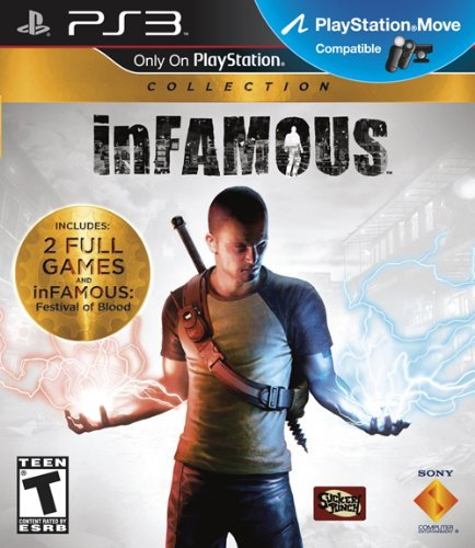 Infamous game review