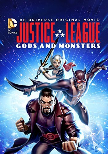 Justice League: Gods & Monsters review