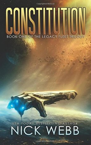 Constitution: Book 1 of the Legacy Fleet Trilogy review