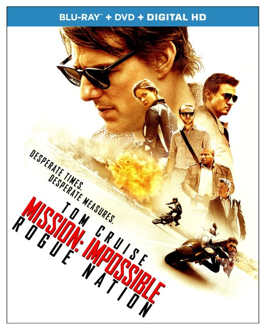 Mission: Impossible – Rogue Nation review