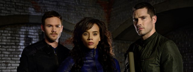 Killjoys. review