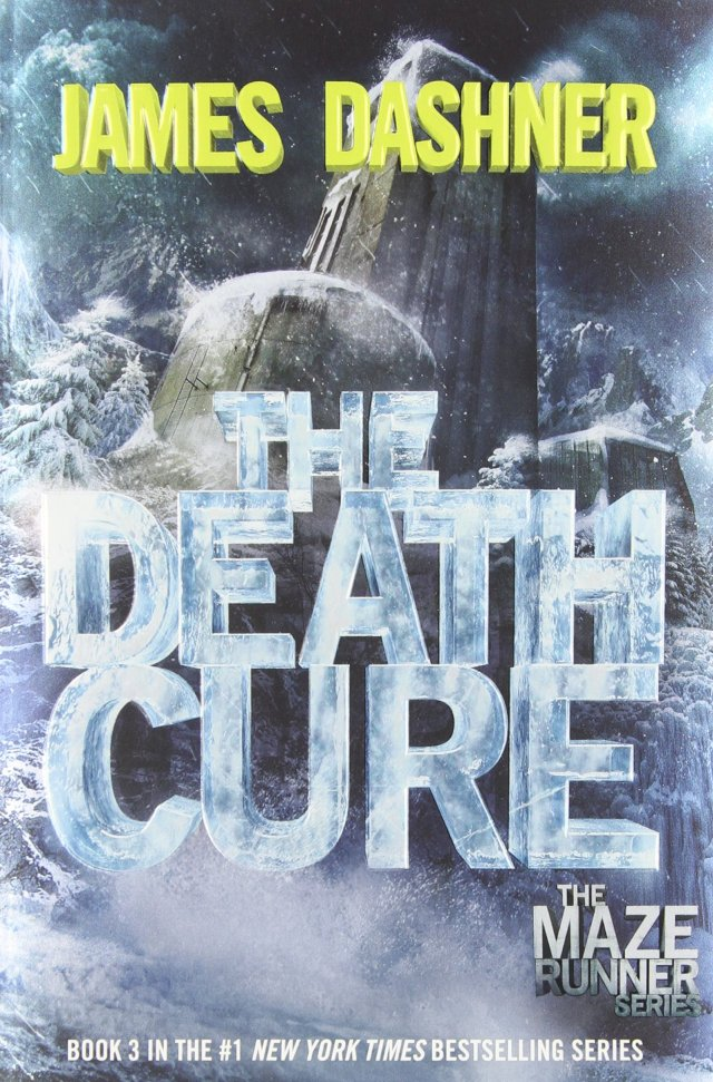 91fY2hMJumL The Death Cure (Maze Runner, Book Three)
