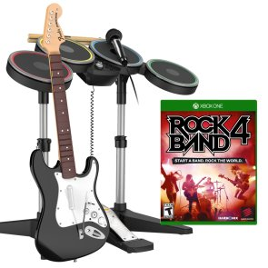 Rock Band 4 game review