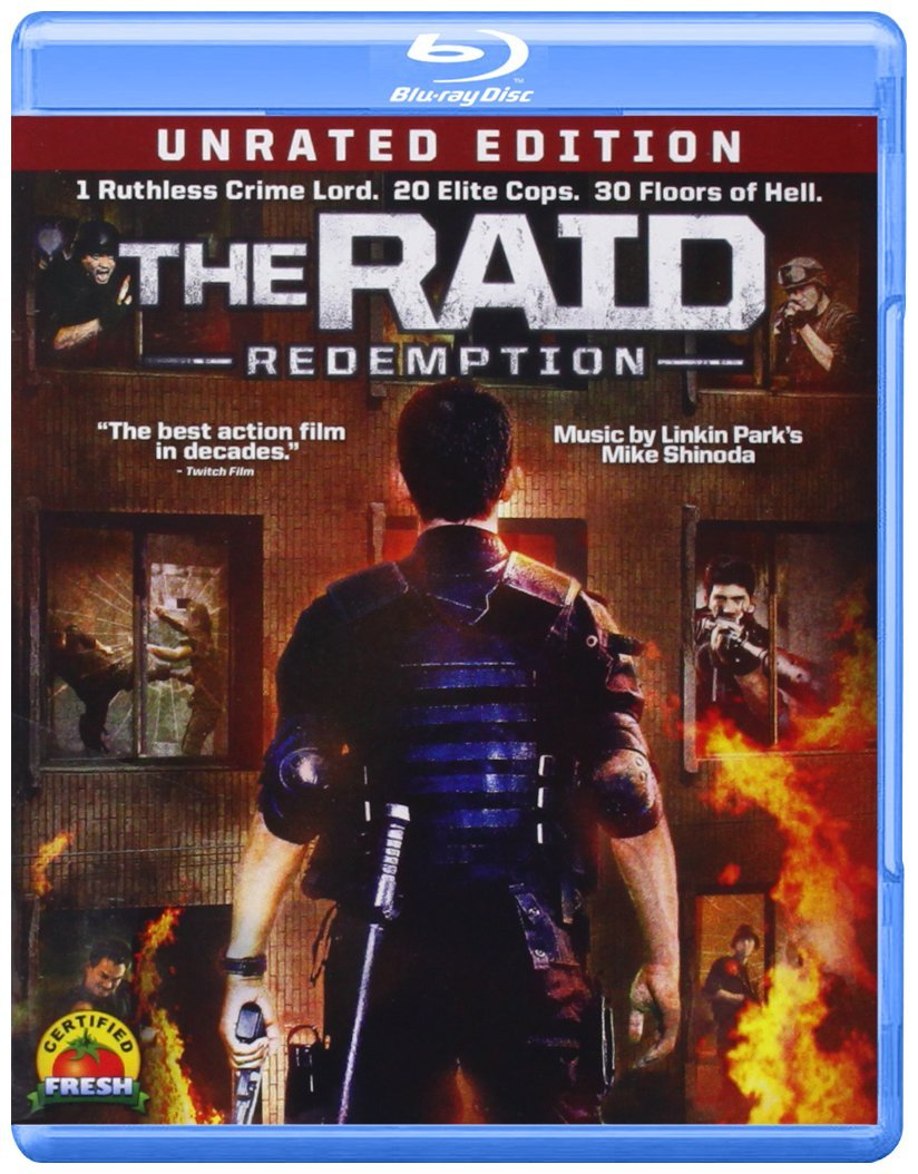 The Raid: Redemption review
