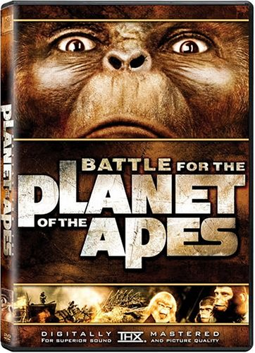 Battle For The Planet of the Apes review