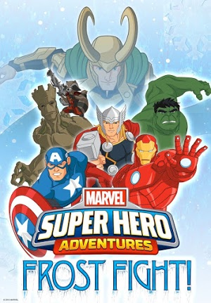Marvel Super Hero Adventures: Frost Fight review