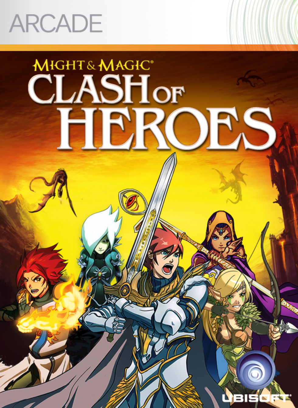 Might & Magic : Clash of Heroes game review