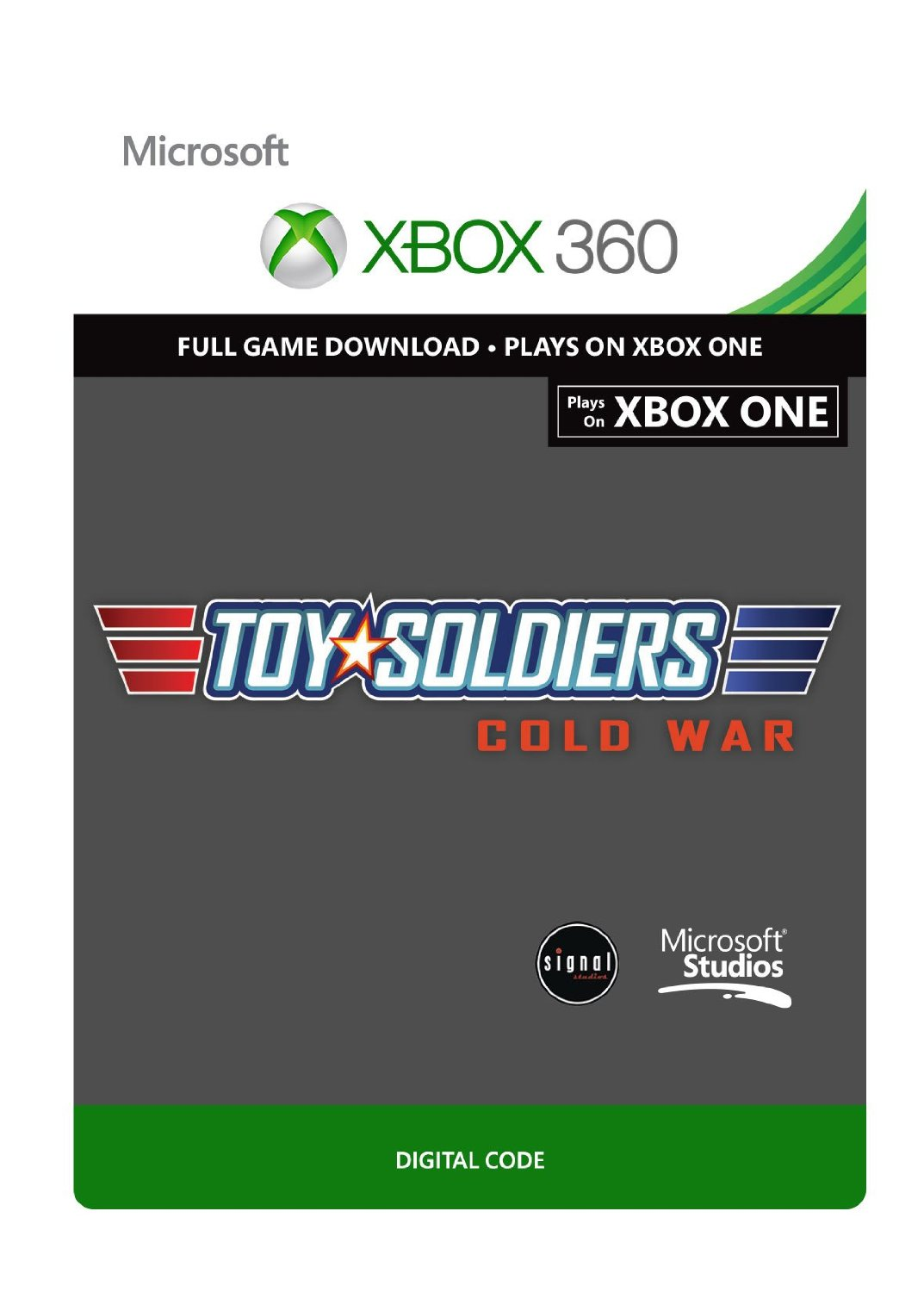 Toy Soldiers : Cold War game review