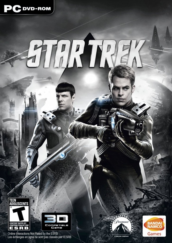 Star Trek (2013 video game) game review