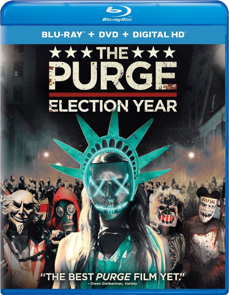 91W8Tuo4dPL. SL1500  797x1024 The Purge: Election Year