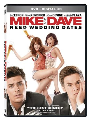 Mike and Dave Need Wedding Dates review