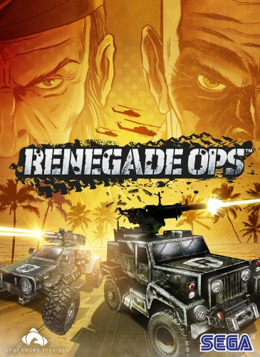 Renegade Ops game review