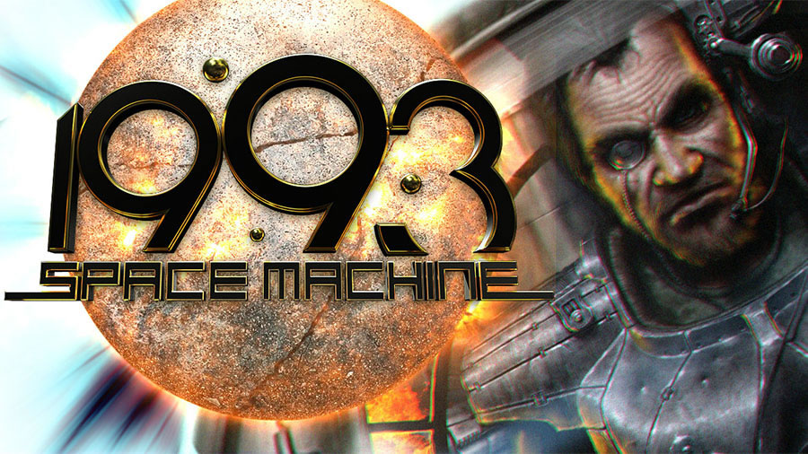 1993 Space Machine game review