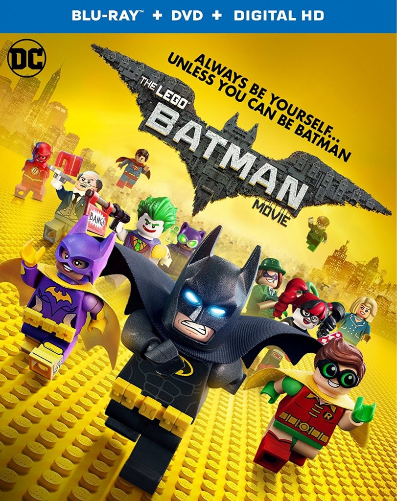 The LEGO Batman Movie review
