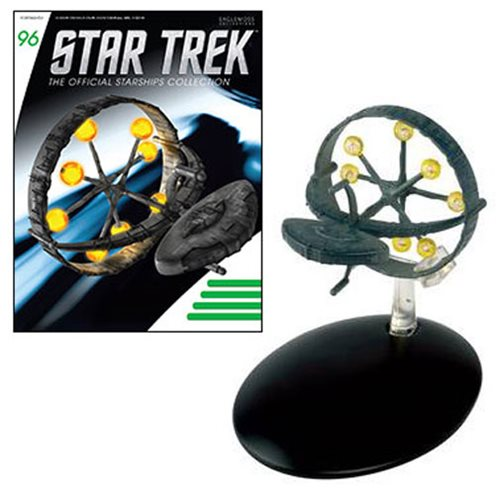 Eaglemoss Star Trek Starship Collection 96 Orion Ship Eaglemoss Star Trek Starship Collection #096 Orion Ship