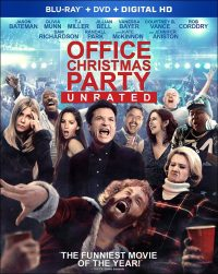 Office Christmas Party review