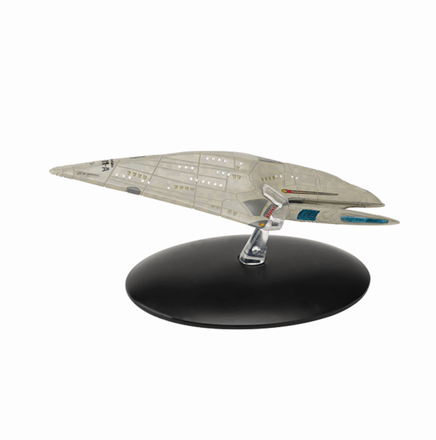 Eaglemoss Star Trek Starship Collection 17 USS Dauntless NX 01 A Eaglemoss Star Trek Starship Collection #017 USS Dauntless NX 01 A