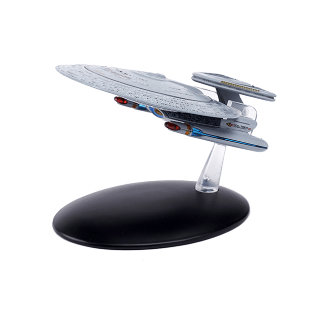 Eaglemoss Star Trek Starship Collection 23 Nebula Class Eaglemoss Star Trek Starship Collection #023 Nebula Class